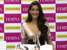 Sonam Kapoor at the launch of Latest Edition of Femina Magazine