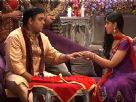 Ram's engagement with Priya in Bade Acche Laggte Hai