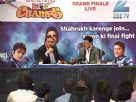 Shah Rukh Khan Promotes Ra.One at Lil Champs Final - Part 01