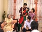 Anand and Navya's family come together for a wedding discussion