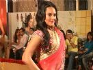 Sonakshi Sinha walks the ramp for Maheka Mirpuri