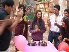 Ketaki Celebrate her Birthday on the Sets of Saas Bina Sasuraal