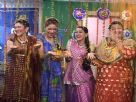 Rakhi celebrate at Gokuldham Society