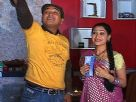 Reel and Real life Brother and Sister celebrate Rakhi on the sets of Taarak Mehta Ka Ooltah Chashmah