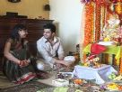 Manish Paul Celebrates Ganesh Festival