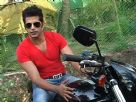 Karanvir Bohra gets a bike as a gift