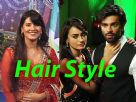 Trendy Hairstyle of Telly town bahu-betis!