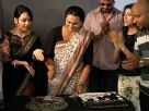 Shilpa Shirodkar celebrate her Birthday on the sets of Ek Mutthi Aasmaan