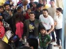 Salman Khan watches Sholay 3D movie with Jai Ho Team