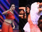 Hot Shakti Mohan and Krystle Dsouza on Boogie Woogie