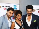 Sexy Priyanka's Chemistry with Co-star Arjun and Ranveer - Gunday