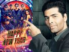 Karan Johar's Appearance In Happy New Year