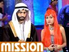 Zain and Aliya in classic Arabic look-Beintaha
