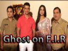Mahi Gill and Sharman Joshi on the sets of FIR to promote Gang of Ghost Video