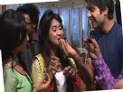 Kanchi Singh birthday Celebration on the sets of Aur Pyaar Ho gaya