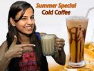Vrinda Dawda makes Cold Coffee - Summer Special