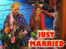 Sohum and Rajji Exchange Wedding Vows Again ! Video