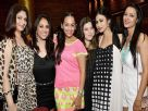 Pre - Easter Themed Evening Hosted by Barkha Bisht and Munisha Khatwani