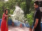 Astha And Shlok's Childish Monsoon Play