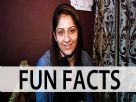 Ankita Sharma Share Some Fun Facts Of Her Life