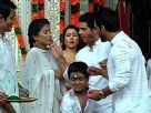Akshara and Naitik's dream sequence! Video
