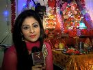 Ankita Sharma's Special Preparations For Lord Ganesha