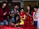 Farnaz Shetty Celebrates Her Birthday On the Sets Of Veera-Ek Veer Ki Ardaas