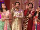 Akshat, Mouni Roy, Sudeepa, Tanaaz And Bakhtiyar At Sab TV's Diwali Celebration!