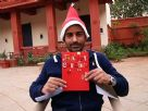 Gautam Rode Christmas Gift Segment Video