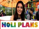 Pooja Gor Shares Her Holi Plans Video
