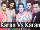 Karan vs Karan on Farah Ki Daawat! Video
