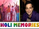 Ravish Desai Shares His Holi Memories Video