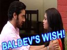 Baldev wishes to become Sarpanch!