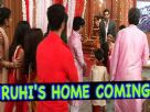 Ruhi's Home Coming