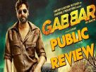 Public Review Of Gabbar Is Back