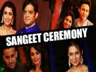 Karan Patel and Ankita Bhargava's Sangeet Ceremony Video