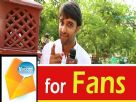 Sahil Mehta's special message for India-Forum fans Video