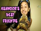 Ashnoor Kaur's Turtle Love Video