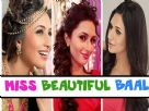 Divyanka Tripathi's different hairstyles Video