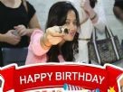 Preetika Rao celebrates her b'day with India-forums Video