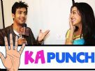 Gaurav S Bajaj and Kritida Mistry Take The 5Ka Punch Challenge Video