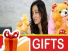 Preetika Rao Gift Segment - Part 02 Video