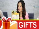 Preetika Rao Gift Segment - Part 03 Video