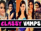 Elegant Vamps of TV industry Video