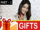 Hina Khan's special Gift Segment Part - 1 Video