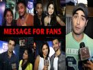 Jhalak Dikhla Jaa contestants asking for fans support Video