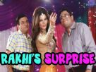 Rakhi Sawant's appearance on Chidiya Ghar Video