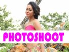 Asha Negi's photoshoot for Nyshas Video