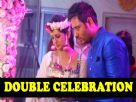 Double Celebration : Shefali Sharma and Varun Sethi's 1st Wedding Anniversary, Janmashtami Pooja Video