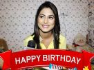 Pretty Hina Khan celebrates her birthday with India-Forums Video